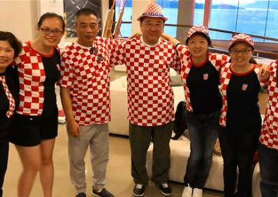 Delegacija iz Shanghaia