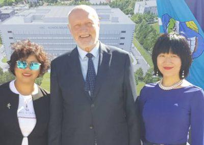 Predsjednik Hrvatsko-Kinesko društvo prijateljstva Rijeka