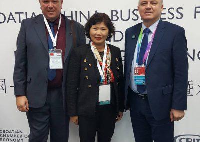 Hrvatsko - kineska poslovna konferencija i forum o kupcima