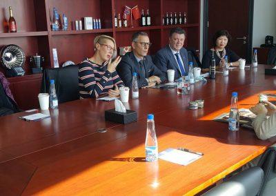 Sastanak hrvatskih i kineskih tvrtki